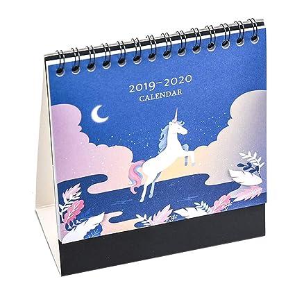 Echaprey Creative 2019-2020 - Calendario de escritorio con ...