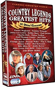 Country Legends Greatest Hits