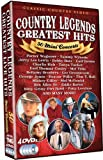 Buy Country Legends: Greatest Hits - 50 Mini Concerts