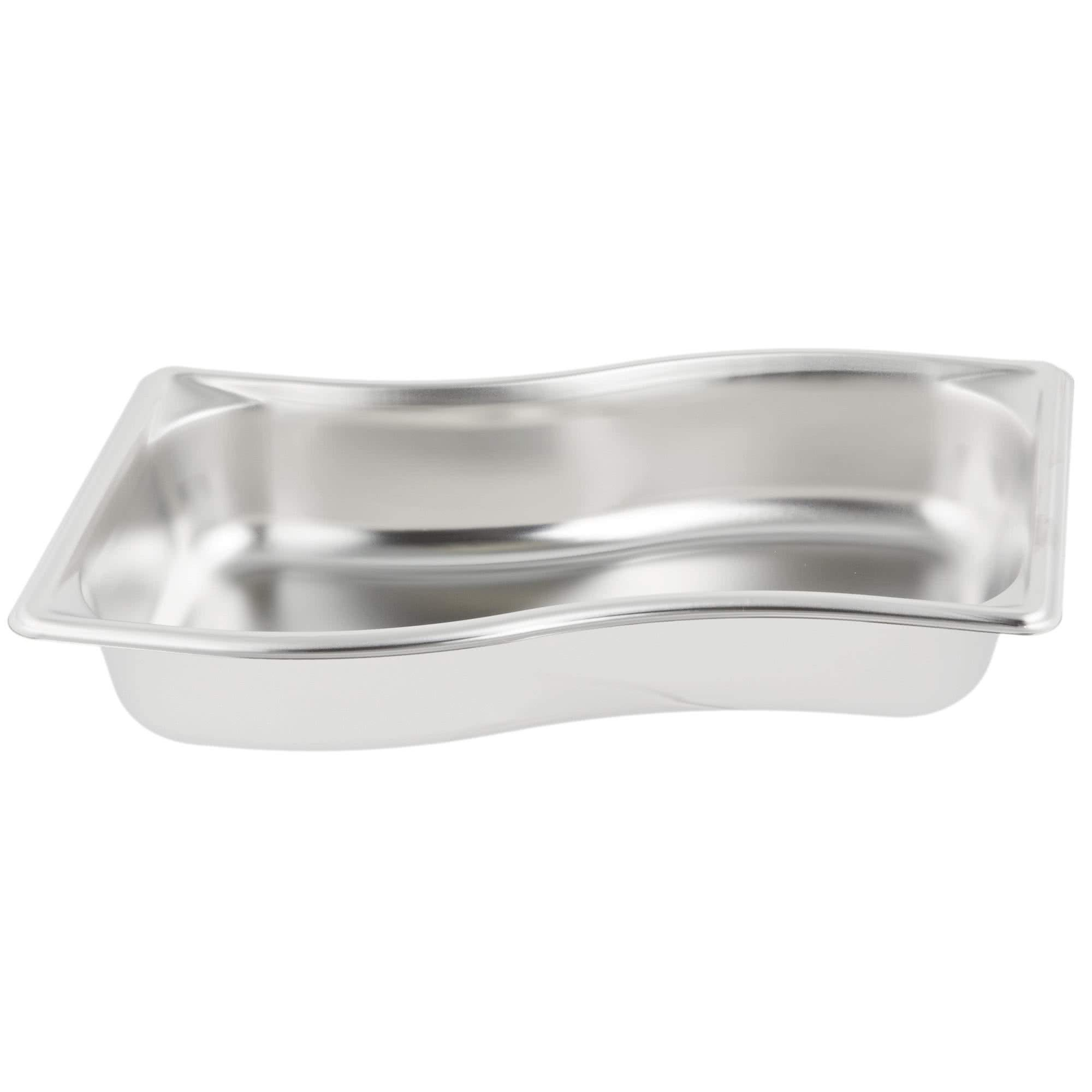 TableTop King 3100321 Super Pan 2 1/2'' Deep Super Shape Wild Pan - 1/3 Size Inner by TableTop King