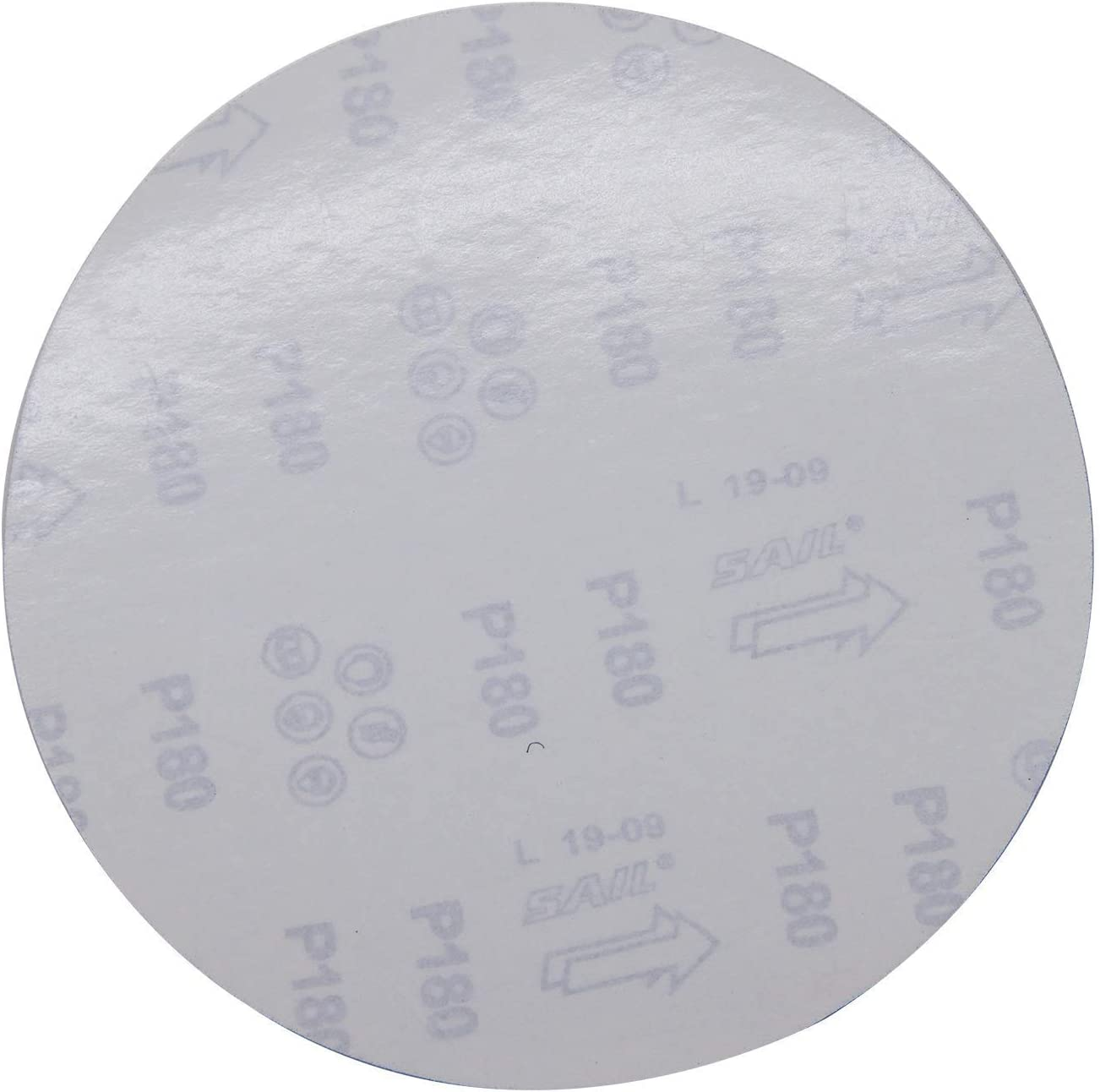 Metal Sanding and Mirror Jewelry Car Polishing GOH DODD Sander Sheets 40-400 Grits Grinding Self Stick Aluminum Oxide Sanding Disc for Wood Furniture Finishing 40 Pieces 12 Inch Sandpaper
