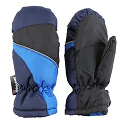 8ca6d375863 Boys Toddlers Waterproof Thinsulate Ski Mittens