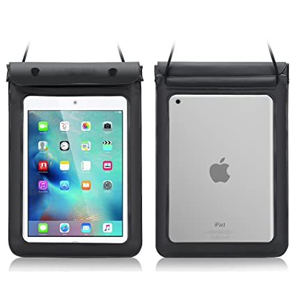 the best attitude e942b 1a921 Amazon.com: Travel Waterproof Pouch Tablet Dry Bag Carrying Case ...
