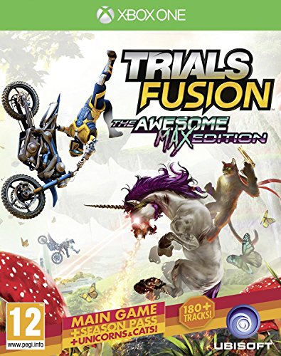 Trials Fusion The Awesome Max Edition (Xbox One) UK IMPORT REGION FREE