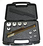 Hassay Savage 15318 C-1 Collared Combination Assortment (13 pieces) with 1/8'' to 3/8'' Keyway Range and Case