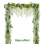 Lvydec-Wisteria-Artificial-Flowers-Garland-4Pcs-Total-288ft-White-Artificial-Wisteria-Vine-Silk-Hanging-Flower-for-Home-Garden-Outdoor-Ceremony-Wedding-Arch-Floral-Decor