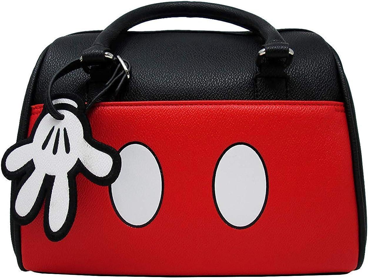 Loungefly Disney Mickey Shorts Cross Body
