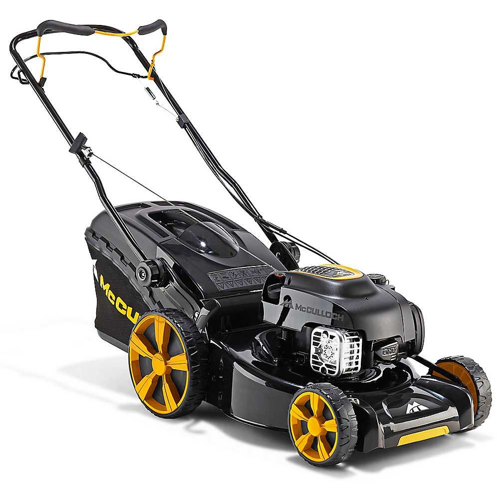 Cortacésped Profesional McCulloch M 46-140WR Motor Briggs ...