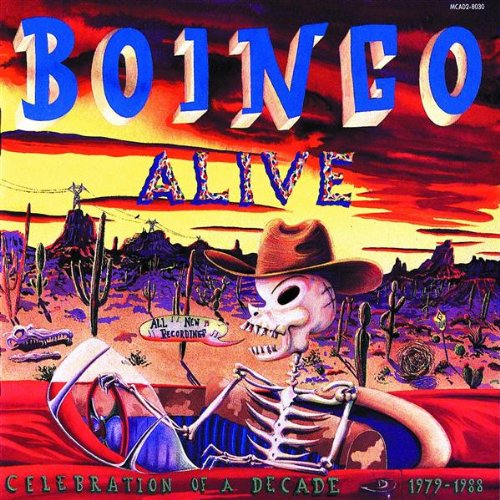 Boingo Alive: Celebration of a Decade 1979-1988 by MCA