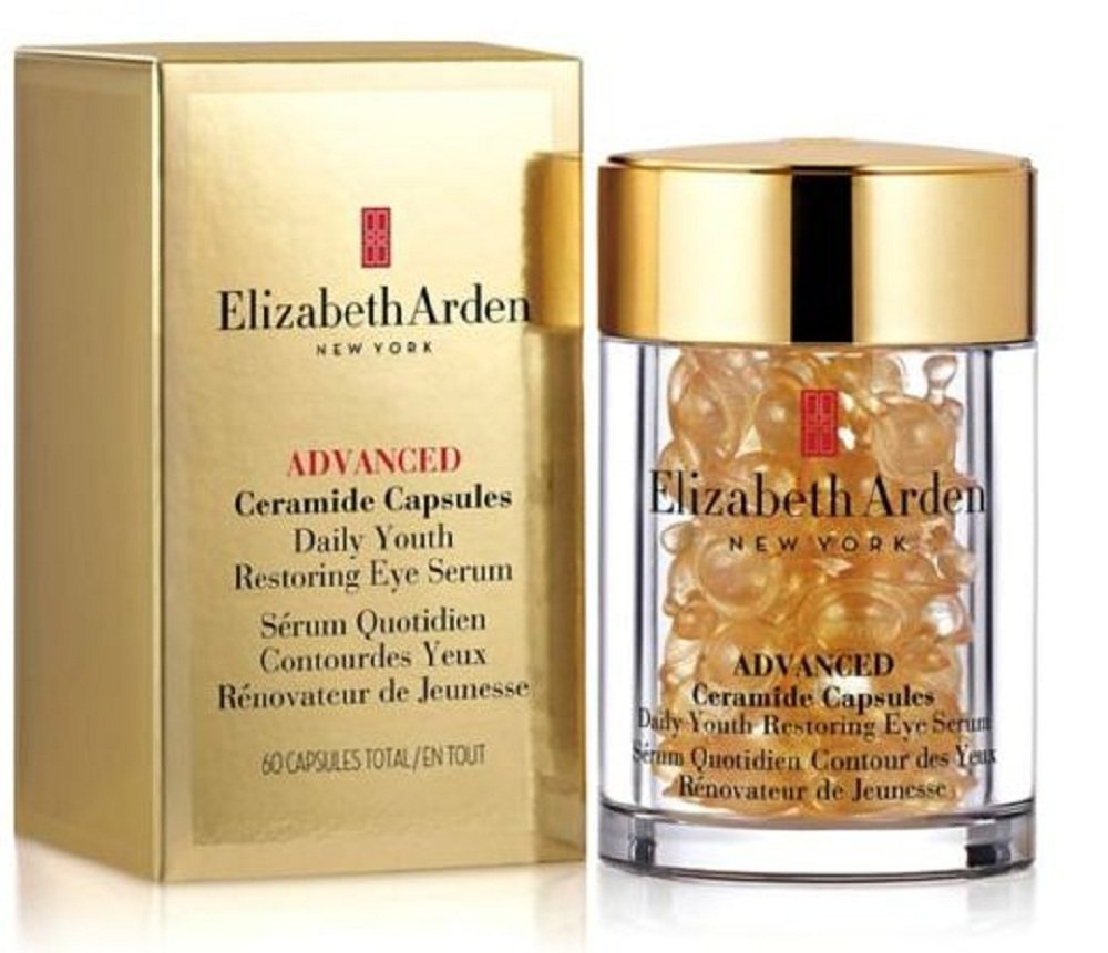 New Exclusive Advanced Ceramide Capsules Daily Youth Restoring Eye Serum 60 Capsules - Elizabeth Arden Elizabeth Arden Newyork