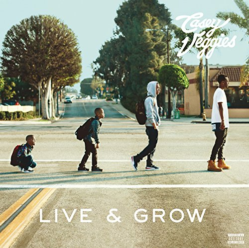 Vinilo : Casey Veggies - Live And Grow (Download Insert, 2PC)