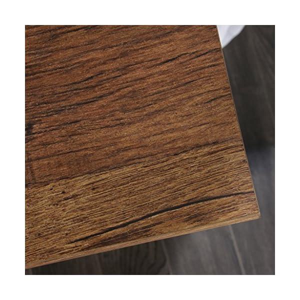 Sauder Palladia 4-Drawer Chest, Vintage Oak finish