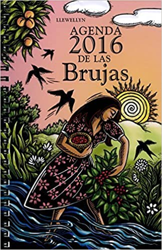Agenda de las brujas 2016 Spanish Edition by Llewellyn 2015 ...
