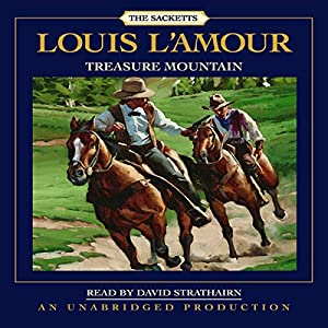 Treasure Mountain Audiobook