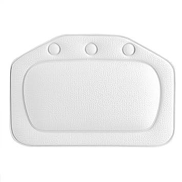 JinSu Tappetino per Vasca da Bagno con Cuscino 125 * 36CM Antibatterico Foamed PVC Cuscino Cuscino di Vasca da Bagno con Ventose Antiscivolo Accessorio da Vasca