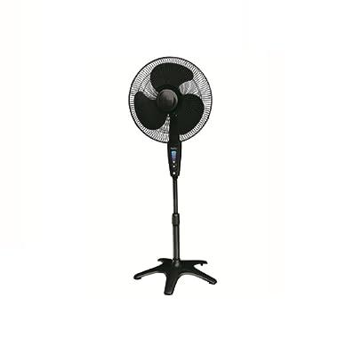 Honeywell HS-1655 QuietSet 16  Stand Fan - Black