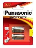 Panasonic CR-123A Kamera Batterie Lithium (VE2)