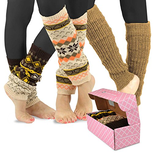 TeeHee Womens Fashion Warmers Assorted product image