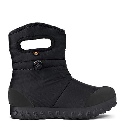 974672047cca0 BOGS Kids B-Moc Puff Boot Black 5: Amazon.co.uk: Shoes & Bags