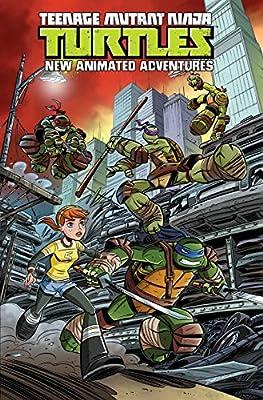 Teenage Mutant Ninja Turtles: New Animated Adventures Volume 1