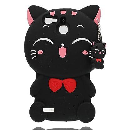YuanYuZhongPhoneSky Huawei G8 Mini Carcasa, Case para Piel ...