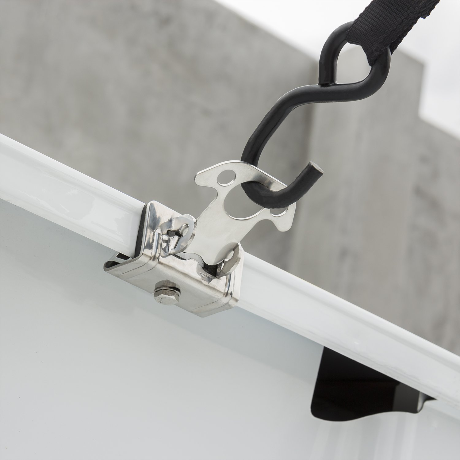 Bully WTD-823S Bed Rail Clamp Tie Down Single