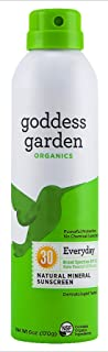 product image for Goddess Garden Organics SPF 30 Natural Mineral Sunscreen - New Formula Available