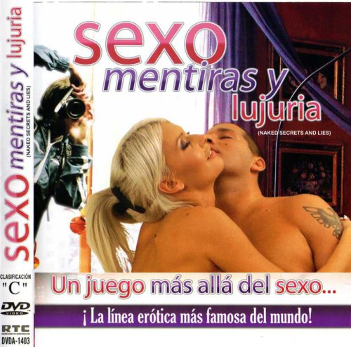 : Naked Secrets and Lies DVD Molinee Green [Sexo Mentiras y Lujuria]