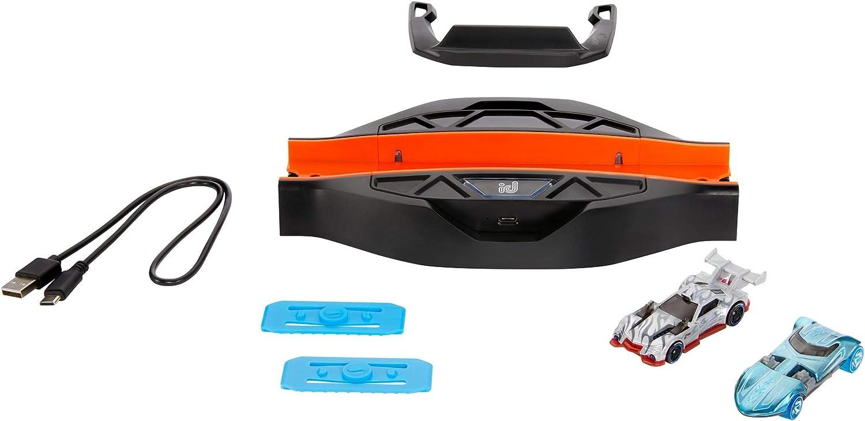 Mattel - Hot Wheels ID Portal de carreras con coche , +8 años ( FXB53)