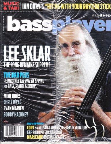 Bass Player July 2014 Lee Sklar