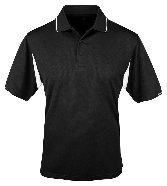 Bestgift Men's Casual Slim Short Sleeve Polo T-shirt 15 Colors