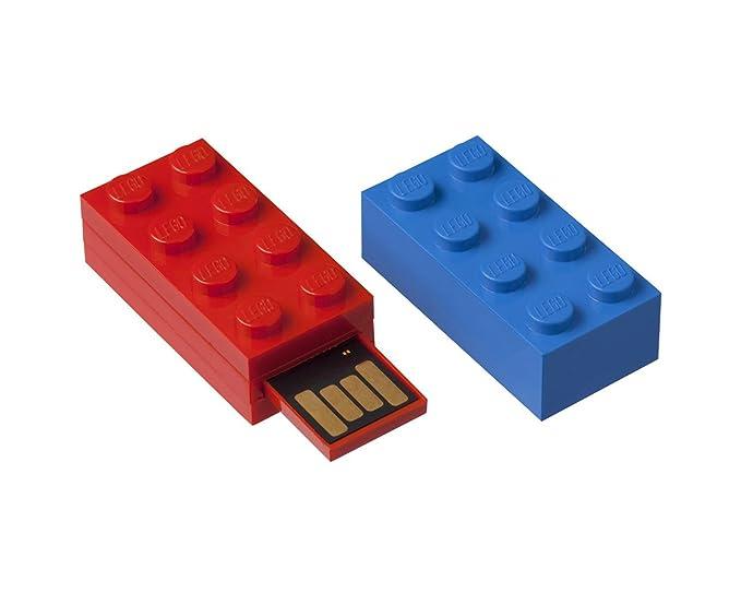 Amazon.com: PNY LEGO Brick 32GB USB 2.0 Flash Drive with ...