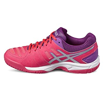 Asics Gel-Padel Pro 3 GS, Zapatillas de Tenis, Diva Pink: Amazon ...