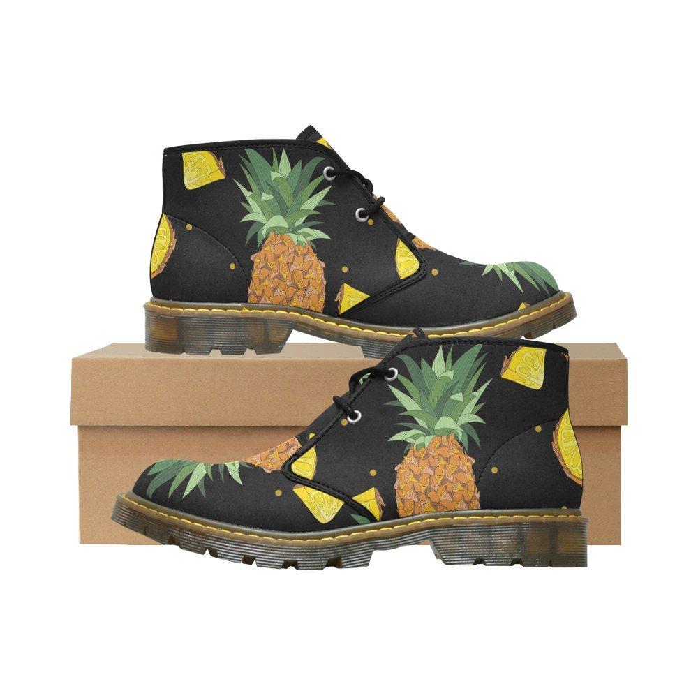 Artsadd Unique Debora Custom Women's Nubuck Chukka Boots Ankle Short Booties B0795PYYPB 9 B(M) US|Multicolored19