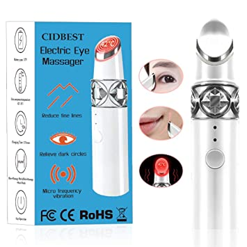 Amazon.com: Masajeador de ojos eléctrico con varita de 107.6 ...