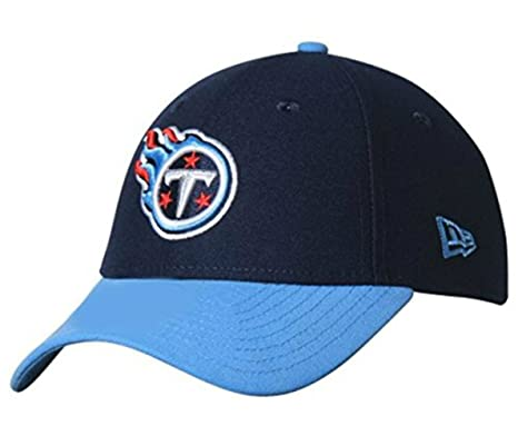 Image Unavailable. Image not available for. Color  Tennessee Titans Small   Medium  Flex Fit Hat Cap ... 5147fe491b14