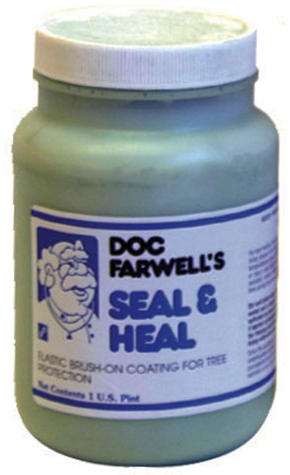 Doc Farwell's Seal & Heal Tree Protection Green - 32 Oz