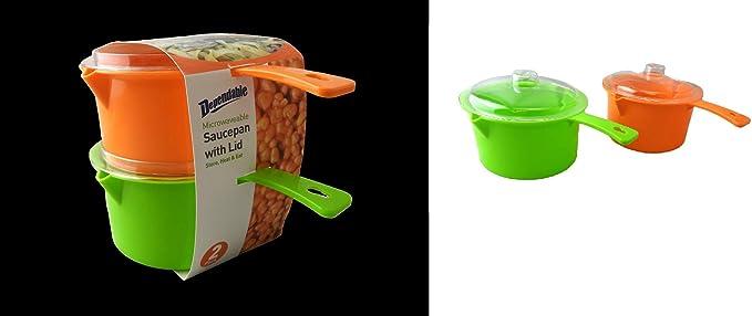 Kitchen Craft Microwave 900 ml Saucepan