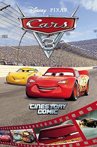 Read Online Disney/Pixar Cars 3 Cinestory Comic ebook
