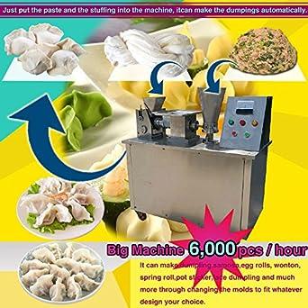 Yoli® 100 mm tamaño Dumpling frito/Samosa/primavera rollos ...