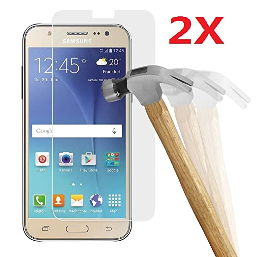 88 opinioni per 2 X Samsung Galaxy J5/SM-J500F Vetro Temperato Pellicola Protettiva Protezione