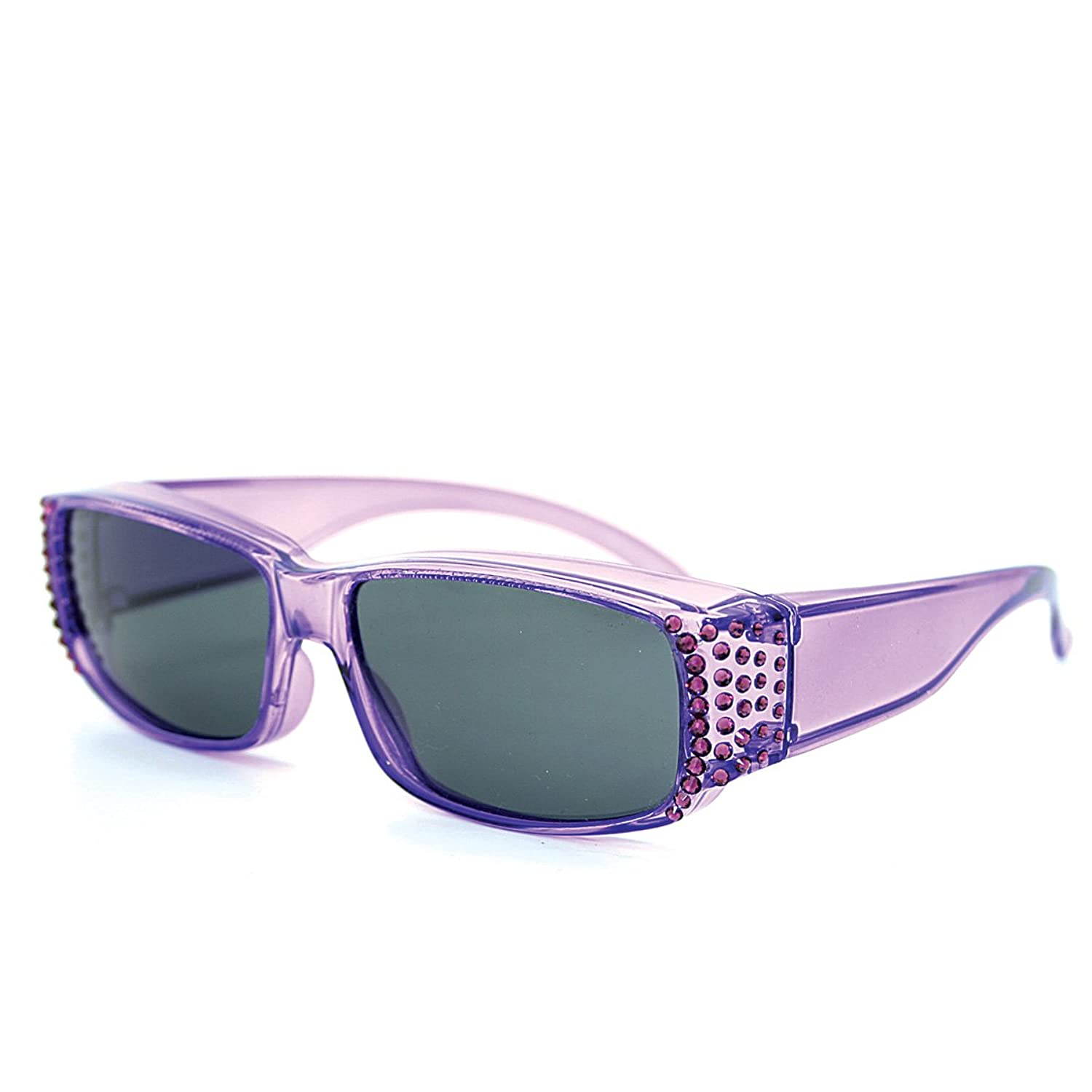 Fit Over Sunglasses Made With Swarovski Elements