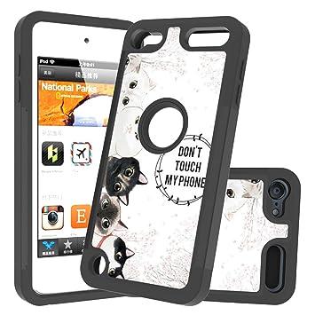 Leton Funda iPod Touch 7, Carcasa para iPod Touch 5/6 / 7 ...