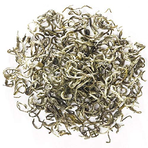 Bi Luo Chun Green Tea - Biluochun Famous Chinese Tea - Loose Leaf Tea From China - Also Nicknamed Snail Green Tea 100g 3.5 Ounce