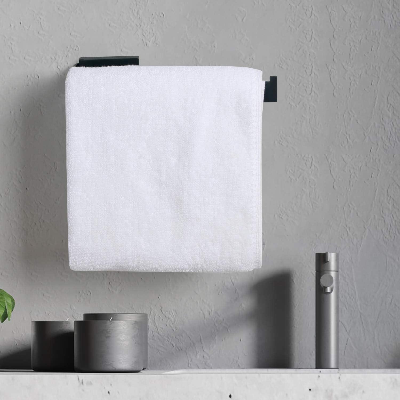 Wall Mounted Sturdy Hand Towel Hanger Modern Hand Towel Bar Bathroom Hand Towel Rack Hardware HouseAid Stainless Steel Hand Towel Holder Polished Chrome Bathroom Towel Ring