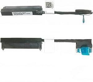 Todiys Hard Drive HDD Connector Cable for Dell Latitude 5470 E5470 5480 E5480 5490 E5490 5491 E5491 Laptop 80RK8 080RK8 CN-080RK8 DC02C00B100