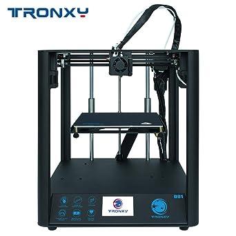 Amazon.com: TRONXY D01 Impresora 3D de montaje rápido con ...