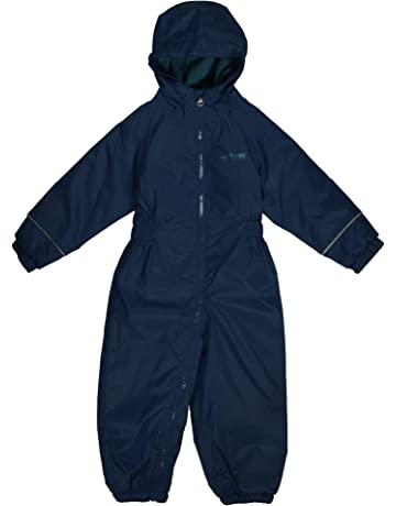 eb4ddf659 Regatta Children's Splosh Iii Waterproof and Breathable Insulated  Lightweight All-in-one Suit