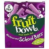 Fruit Bowl School Bars Blackcurrant - 100g