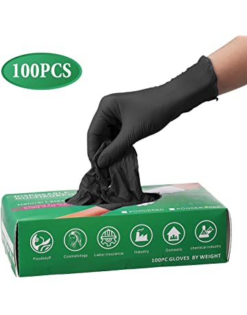 protettivi per le mani in cucina Guanti monouso di plastica trasparente 500 pezzi multifunzione ristorante casa in polietilene